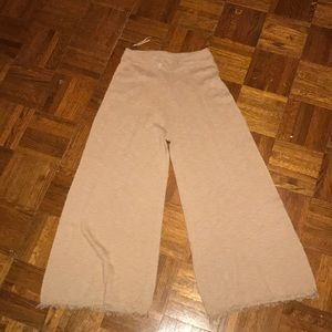 Zara vintage flare trousers!